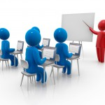 Management of Courses, Exams and Training Processes