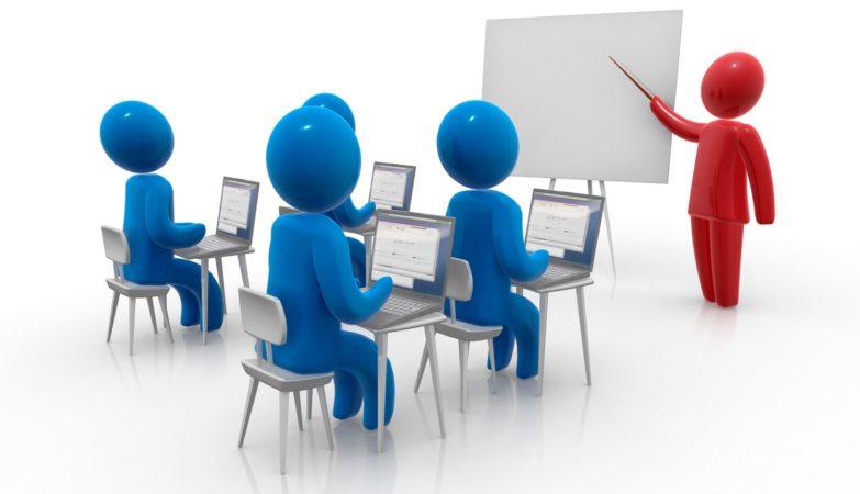 Gestión de Cursos, Exámenes y Procesos Formativos